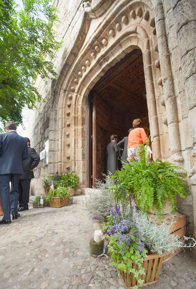 La boda de Alba y Emilio ©Momem fotografía