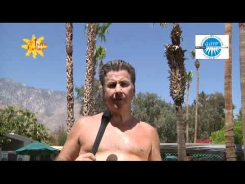 Terra Cotta Inn. Palm Springs, California TV commercial for American Airlines. As everyone knows Terra Cotta Inn is the most mainstream nude sunbathing resort in America. We're the only place experienced nudists and first timers will stay at out west.    A couple of years ago, American Airlines was working with some boutique ad agencies to come out with some creative small business ads. Naturally, we were selected. Here's the ad.