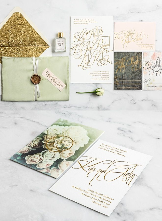 248 best wedding invitations images on pinterest at home striking wedding invitations stopboris Images