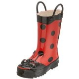 http://www.buyrainboots.com/rain-boots-for-kids/ - Cute as a bug!  The ladybug rainboots for kids are just too cute!