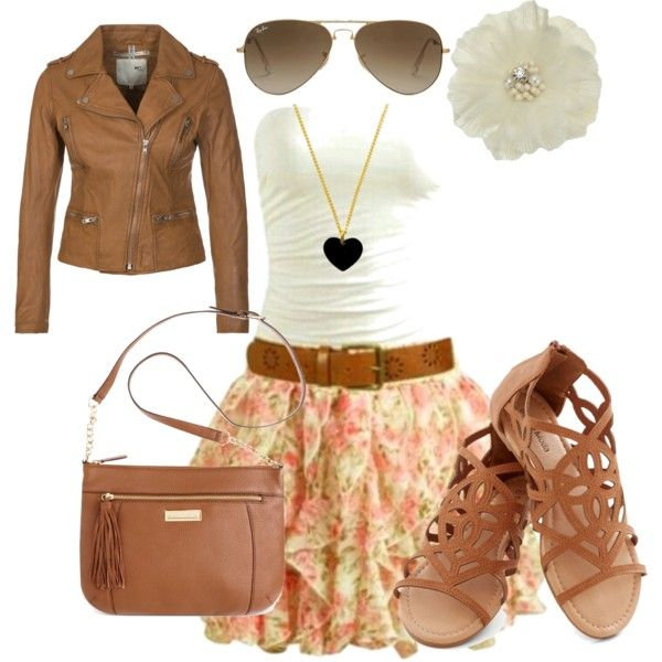 """Brownie"" by haileyrobins on Polyvore"