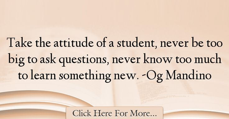 Og Mandino Quotes About Attitude - 4661