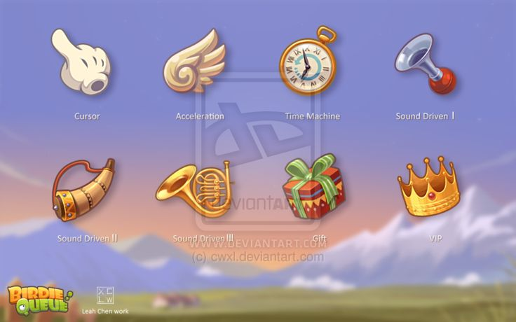 Game Icon by cwxl.deviantart.com on @deviantART