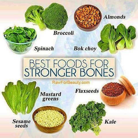 Best foods for stronger bones #plantbased #diet #health