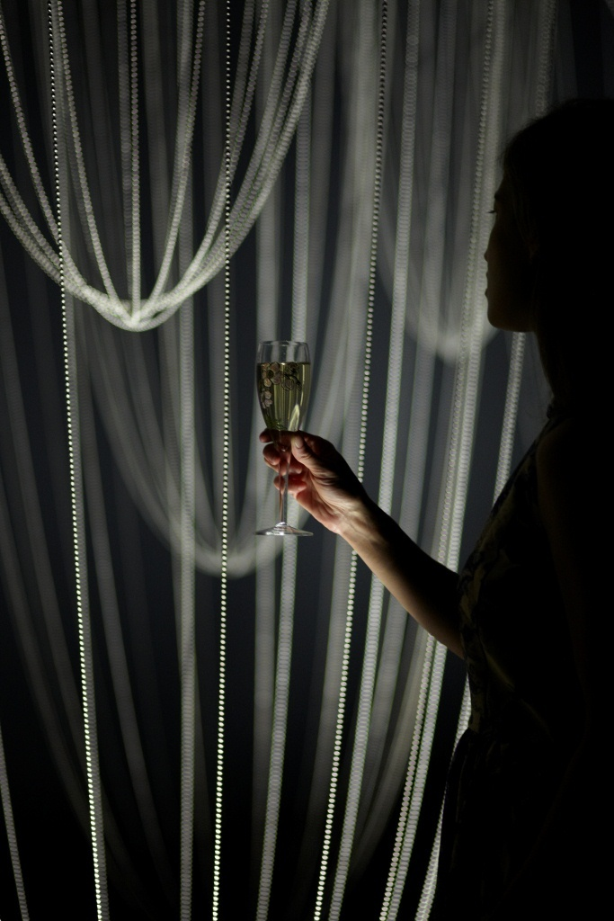 An enchanting experience with Perrier-Jouët at Design Miami/ Drink responsibly. #designmiami #art #champagne