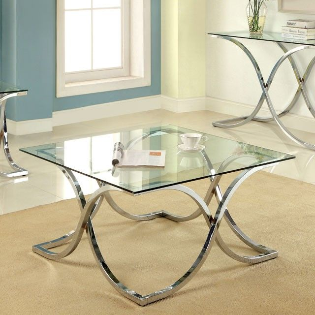 SKU Cm4233c Contemporary Design Group Coffee Table, End Table And Sofa  Table. This Design