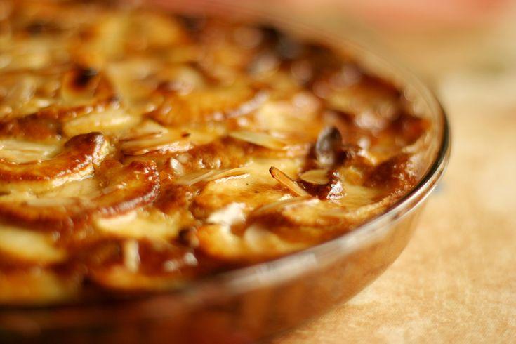 Torta di mele senza farina: la ricetta