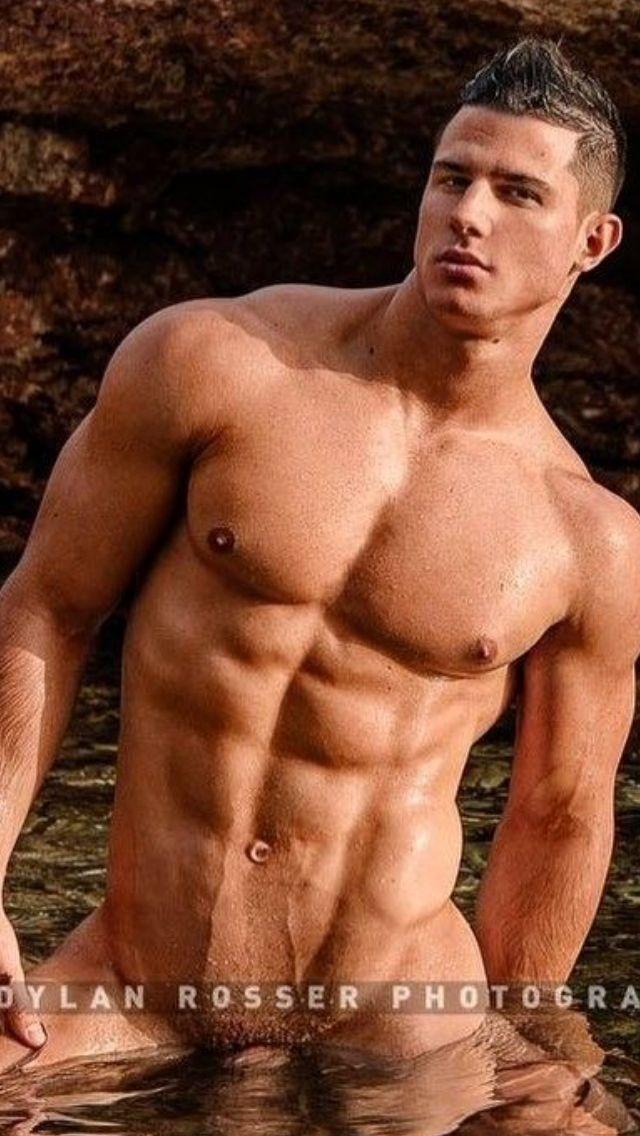 sexy touching naked ass