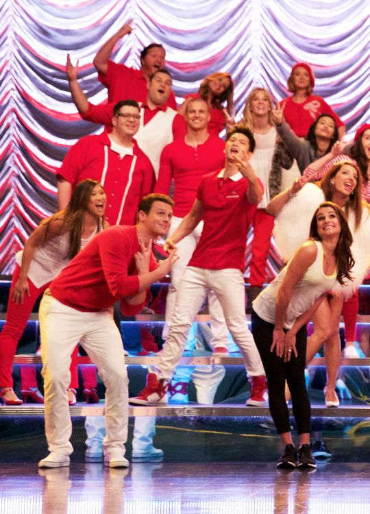 "009/Dreams Come True"" stills from the series finale of Glee airing Friday, March 20 (8:00-10:00 PM ET/PT) on FOX"