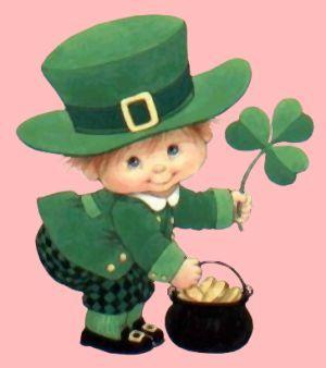 St. Patrick's Day Irish Boy
