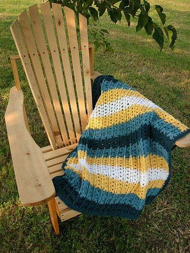 One Skein Lap Throw By Mary Ann Frits Free Crochet