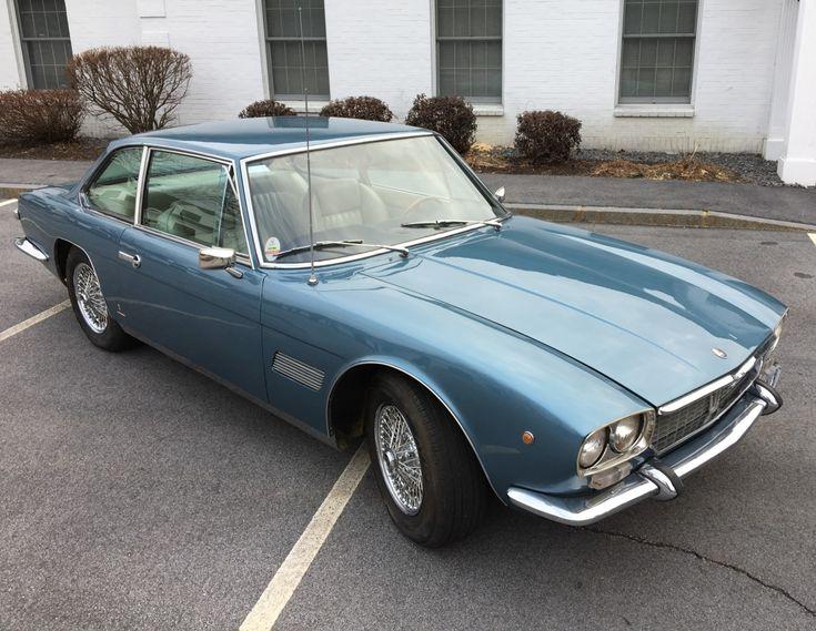 1971 Maserati Mexico 4.7 5-Pace