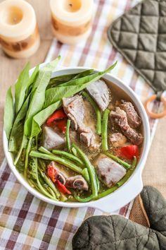 It looks like nilagang baboy but its not, see why this dish is different.
