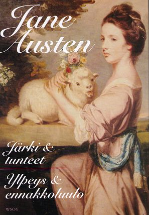 Austen Jane: Järki ja tunteet  / Ylpeys ja ennakkoluulo, Antikvaarin hinta: 8 EUR