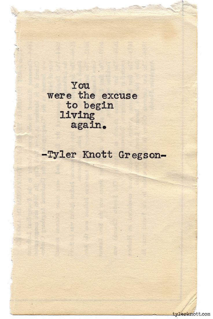Typewriter Series #948 by Tyler Knott Gregson *It's official, my book, Chasers of the Light, is out! You can order it through Amazon, Barnes and Noble, IndieBound , Books-A-Million , Paper Source or...