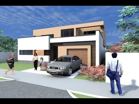 Proiect Casa Cu etaj Casa NC 16
