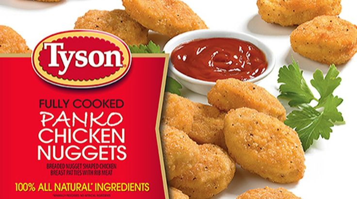 Tyson Foods recalls chicken nuggets that may have plastic inside | New York's PIX11 / WPIX-TV
