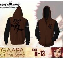 Jaket Anime Naruto – Gaara – N13 IDR : Rp 235.000 Kode Produk : N-13