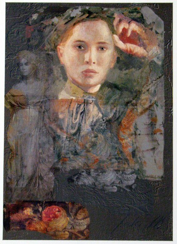 Mersad Berber Paintings | GREGORANIĆ GALLERY Ltd - art gallery - Mersad Berber -Zagreb