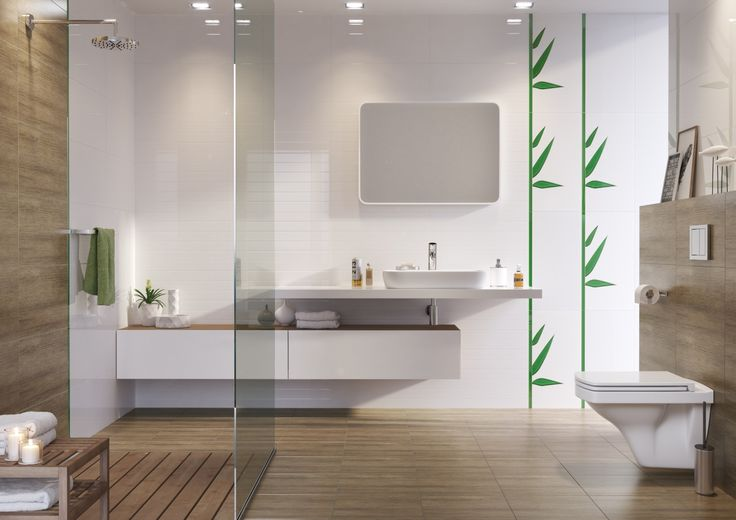 Moda na eko - bambusowa łazienka