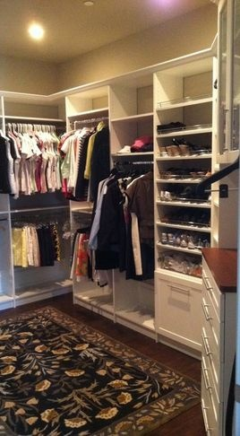 Closets, Garages, Home Office, Built In, Garage Flooring,Naples Florida Custom h - contemporary - closet organizers - Custom Closets & More...