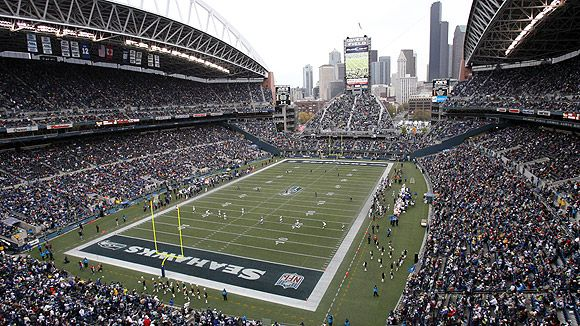 CenturyLink Field Seating Chart, Pictures, Directions, and History - Seattle Seahawks