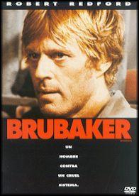 Brubaker (1980) EEUU. Dir.: Stuart Rosenberg. Drama. Cine social. Dereito. Baseado en feitos reais - DVD CINE 1508