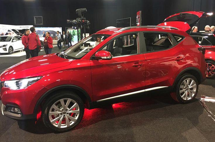 MG XS London Motor Show
