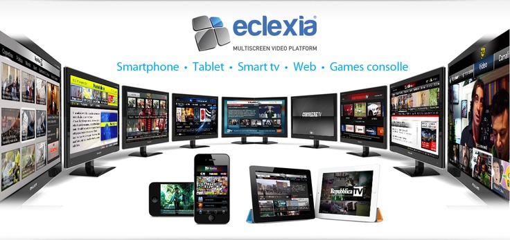 Video e Cloud: Vetrya integra Microsoft PlayReady in Eclexia, piattaforma per la distribuzione multiscreen