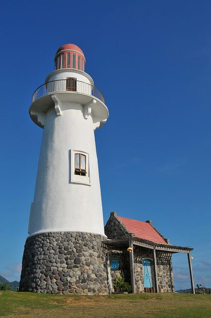 Basco Lighthouse, Batanes Philippines Northern Philippines,