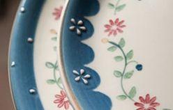 Felice nostalgiaKergrès® con decorazione a mano sottosmalto - Wald Domus Vivendi