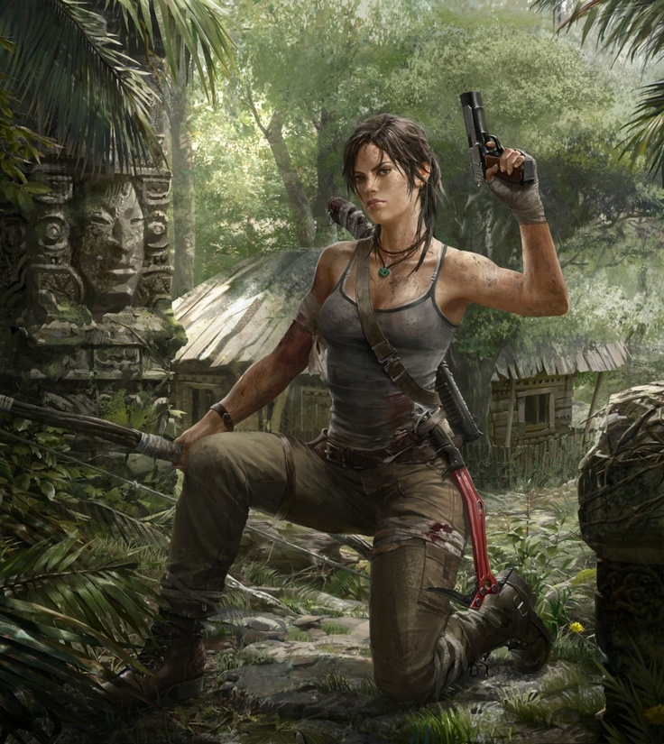 Tomb Rider Wallpaper: 108 Best Images About Tomb Raider On Pinterest