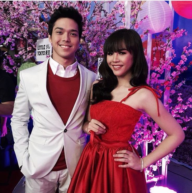 Elmo Magalona and Janella Salvador for Born For You (ctto)