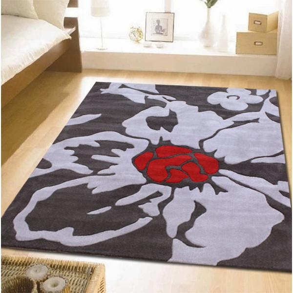 7 Best Red Amp Gray Area Rugs Images On Pinterest Area Rugs