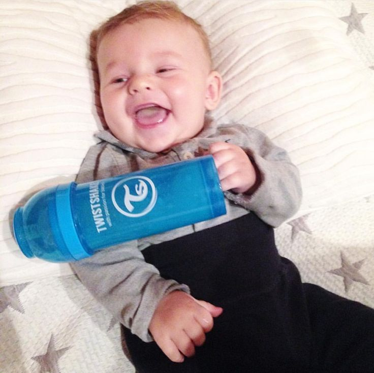 Happy baby! #twistshake #cute #babies #twistshakecookiecrumb
