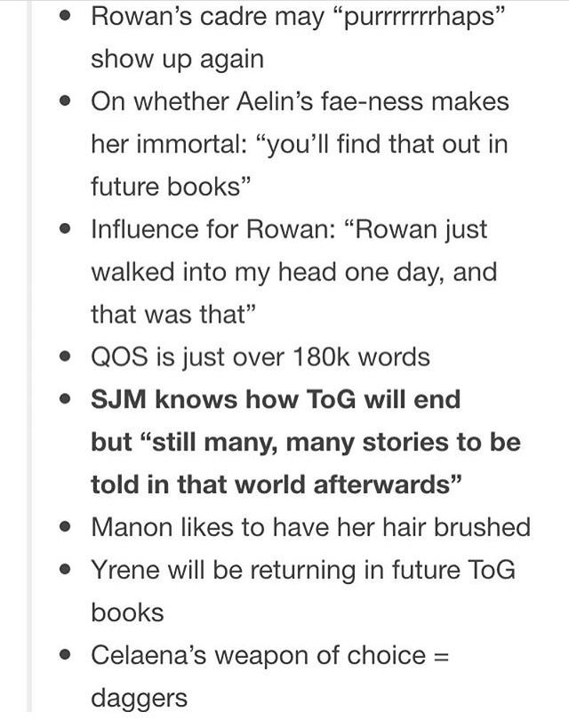 Don't you end on me!!!! I am expecting a Feyre/Aelin crossover damn it<<<<< A nice thought.