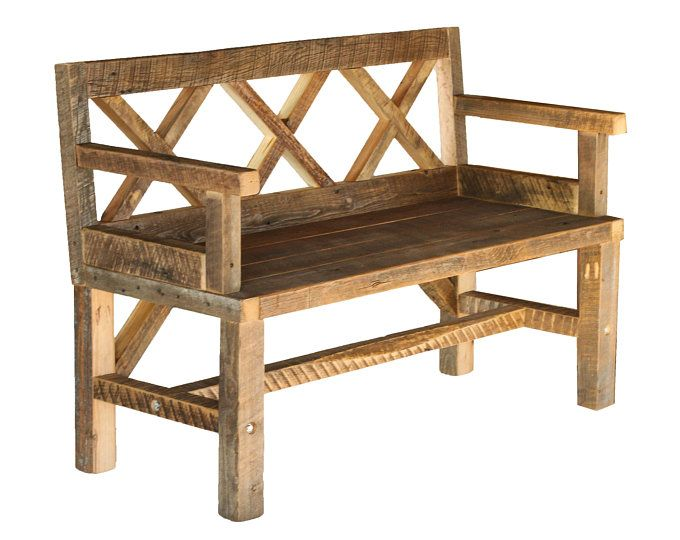 43++ Farmhouse style bench with back model