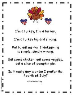 original poem for Thanksgiving. Perfect for Buddy Reading/poetry ...