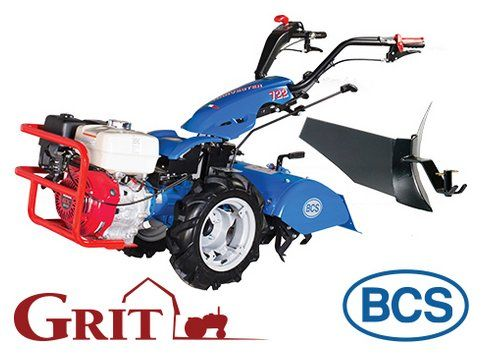"Enter now for your chance to win a tractor prize package valued at $3,561.00.    BCS Model 722 Two-Wheel Tractor, Recoil Start ($2,730)  26"" Rear-Tine Tiller Attachment ($715)  Hiller/Furrower Accessory ($99)  BCS Baseball Cap ($17)    Must be legal..."
