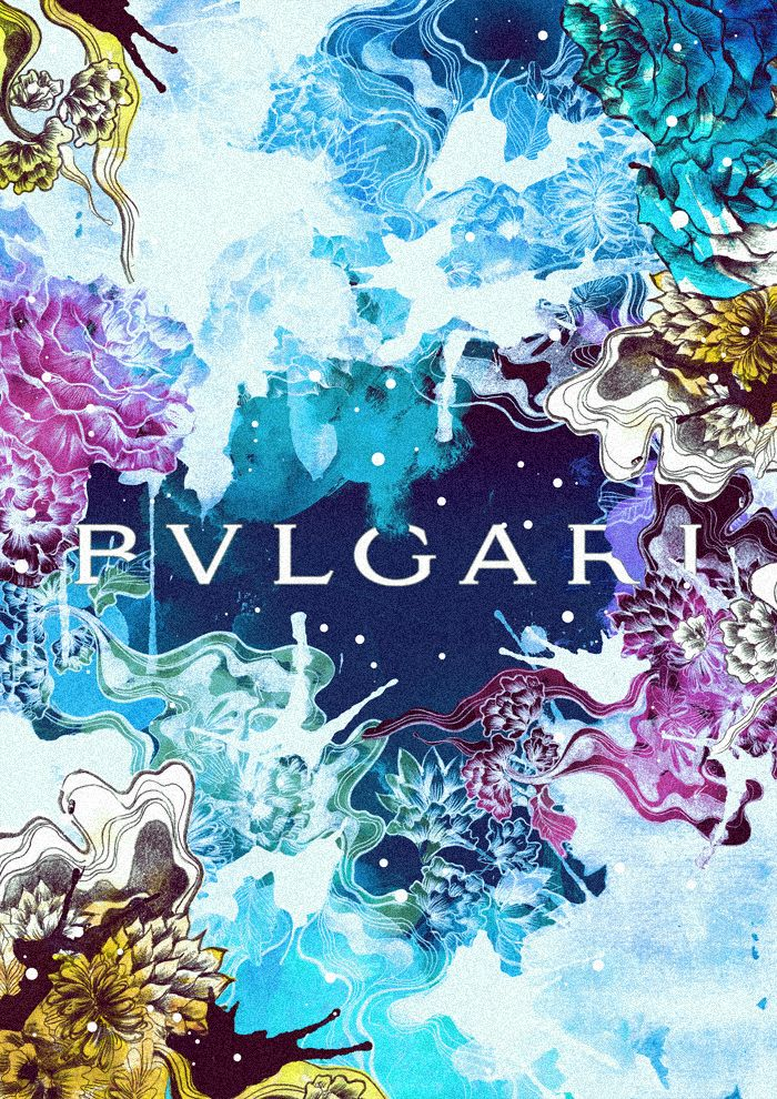 BVLGARI - Brands in Full Bloom by Daryl Feril