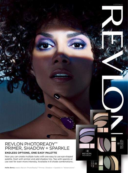 Halle Berry - Revlon Photoready #HalleBerry #Revlon #Photoready 2013.11.