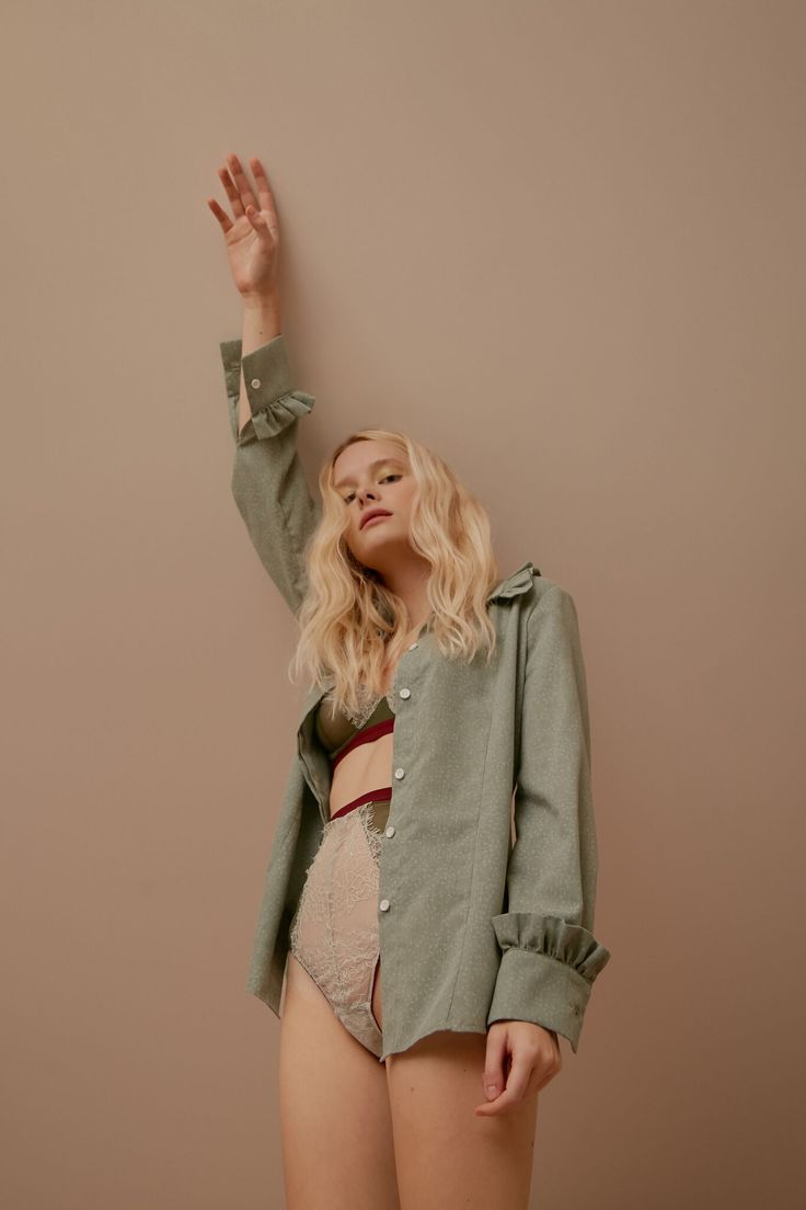photo Sasha Favorov style Olga Alt model Rina clothes Alyona Tsaryova lingerie Unco Undies