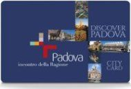 Discover Padova Card