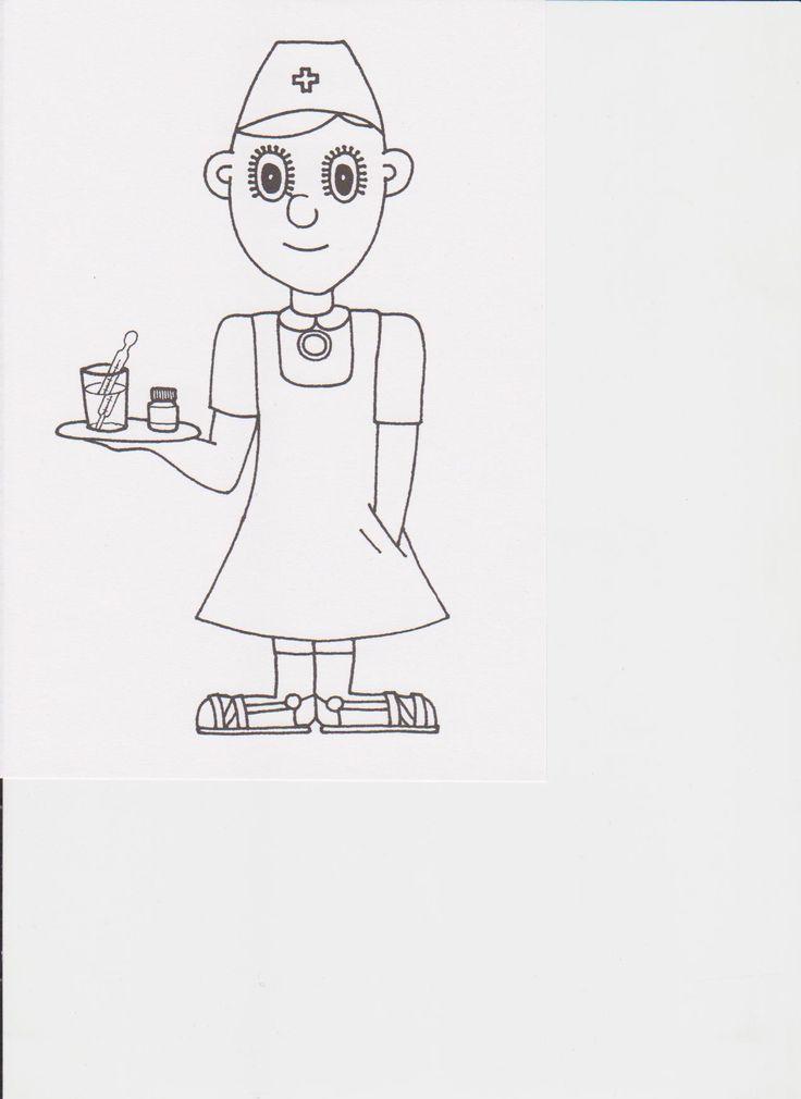 omalovánka sestra