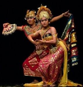Bali Dancer costumes