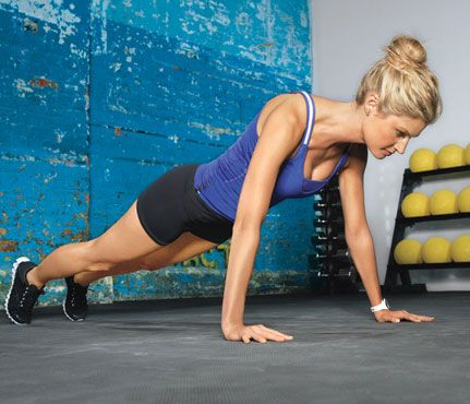 Crossfit Workouts to do at home