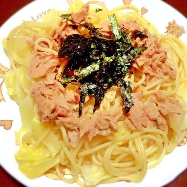 さっぱりしていておいしいです(﹡ˆoˆ﹡) - 26件のもぐもぐ - さっぱり梅味パスタ by aya33313