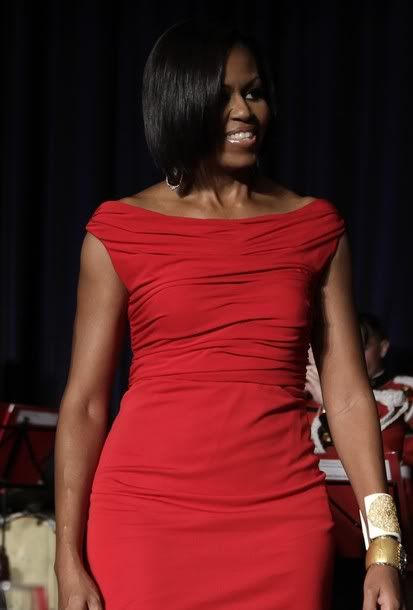 Michelle O.'s FIERCE Look of the Moment..                                                                                                                                                                                 More