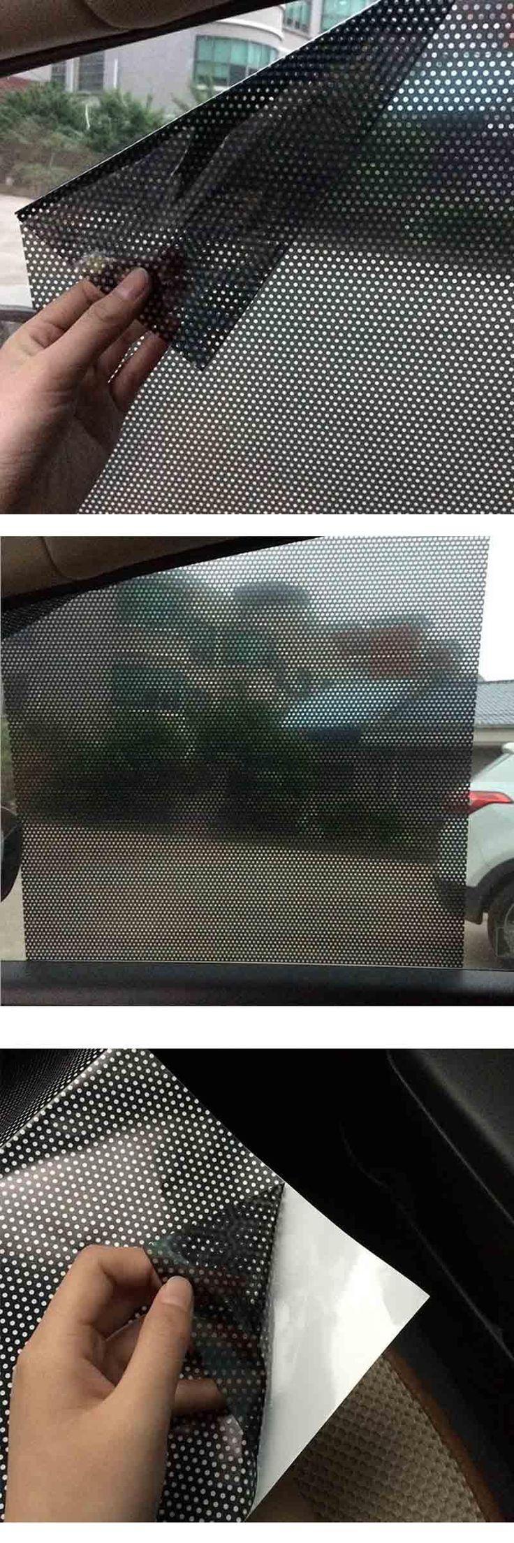 Car interior curtains -  Visit To Buy Curtains On Car Windows 2pcs Set Pvc Car Auto Accessories