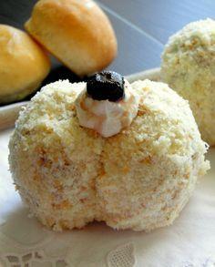 Pesche dolci Siciliane alla crema - Ricetta anche Bimby | Le Ricette di Gessica